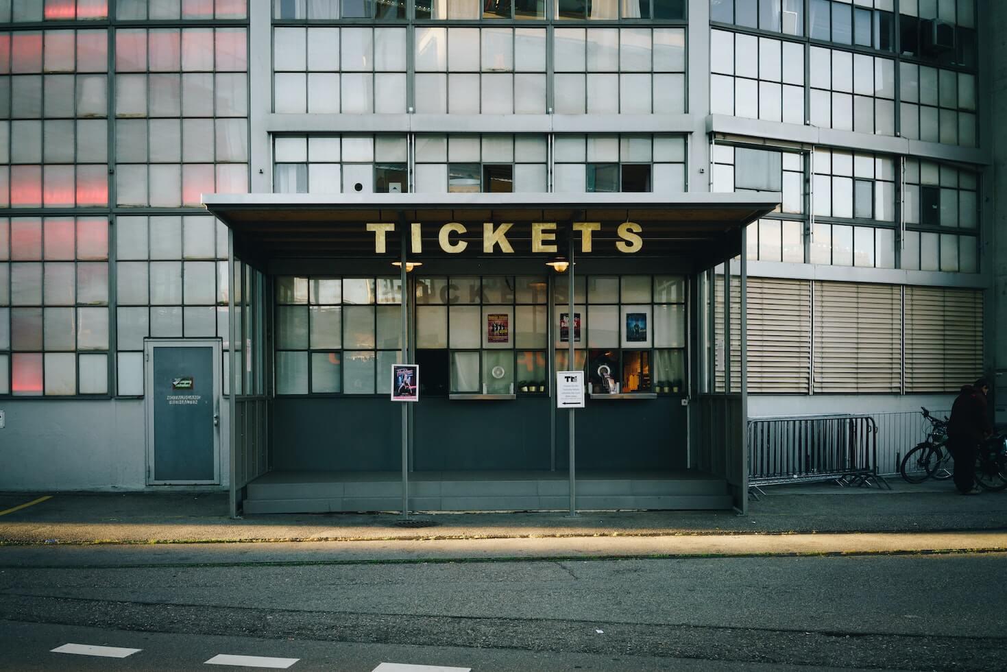 Ticket kantoor