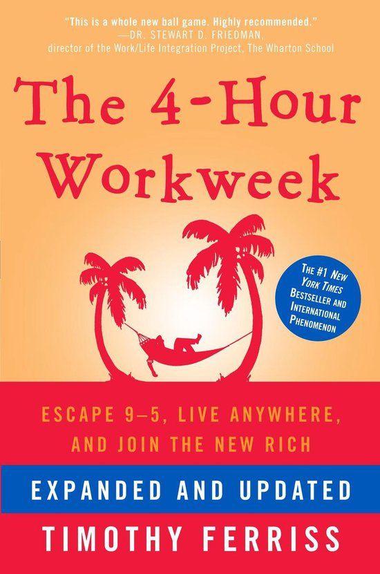 Boek notes: The 4-Hour Workweek door Timothy Ferriss